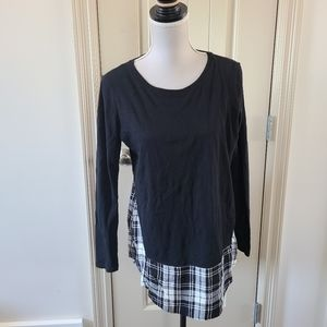 Two by Vince Camuto Long Top